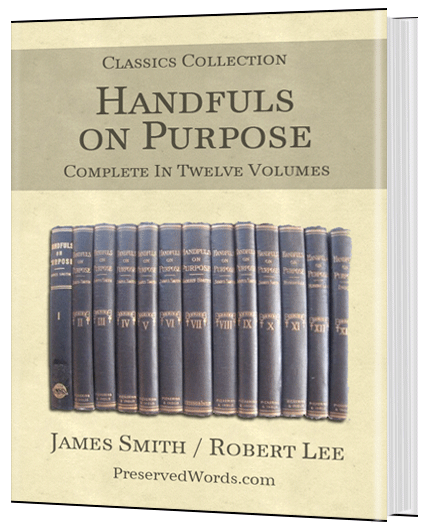 Handfuls On Purpose – Complete 12 Volumes