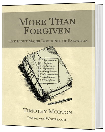 More Than Forgiven – Timothy Morton