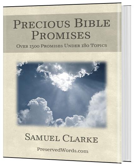 Precious Bible Promises – Samuel Clarke